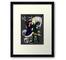 Mansion Dreams Framed Print