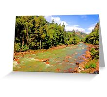 Colorado Wild Greeting Card