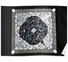 An Ciorcal Mosaic Poster