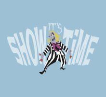 BeetleJuice: It's SHOWTIME! Kids Tee