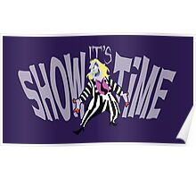 BeetleJuice: It's SHOWTIME! Poster