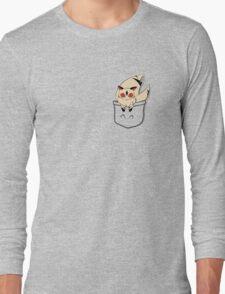 Kirara Pocket Long Sleeve T-Shirt