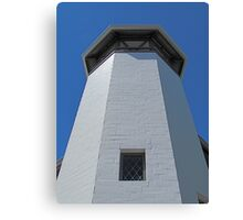 The White Tower (not of Saruman) Canvas Print
