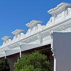 White Terrace by Ian Ker