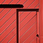 Through the Red Door by EveW