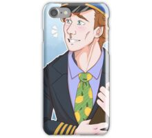 Martin Crieff iPhone Case/Skin