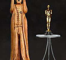 The Scream World Tour Oscars by Eric Kempson