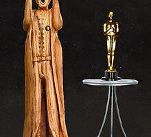 The Scream World Tour Oscars by Eric Kempson