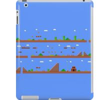 Super Mario Bros World 1-1 iPad Case/Skin