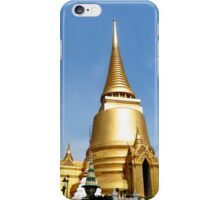 Golden Temple iPhone Case/Skin