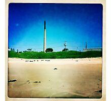 Port Kembla Stack Photographic Print