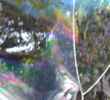 making bubbles Sticker