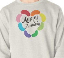 Happy Birthday Jelly Beans Pullover