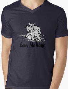 Carry me home Mens V-Neck T-Shirt