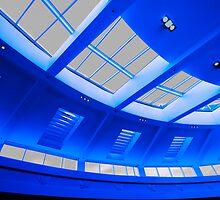 Blue Roof by DaleReynolds