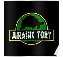 Jurassic Tort Poster