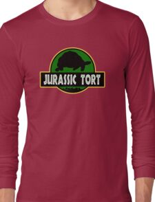 Jurassic Tort Long Sleeve T-Shirt