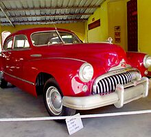 1947, BUICK Eight Super, USA Saloon by stilledmoment