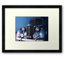 1938, Packard (Limo), USA, SEDAN  Framed Print