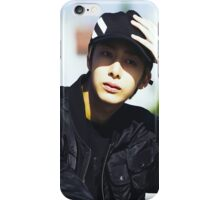 Monsta X Hyungwon - Colored Ver. iPhone Case/Skin