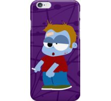 Zombie Boy iPhone Case/Skin