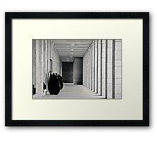 Il Mito di Roma - EUR (4 / 15) Framed Print