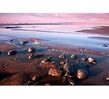 Blue Horizon - Westward Ho Photographic Print