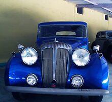 1947, Daimler, England by stilledmoment