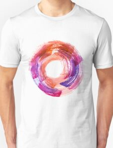 Abstract Watercolor Stroke  Unisex T-Shirt