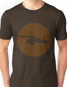 Ships in Transit two Unisex T-Shirt
