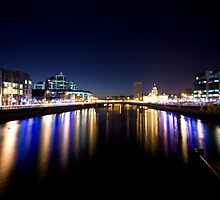 Dublin by Alessio Michelini