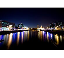 Dublin Photographic Print