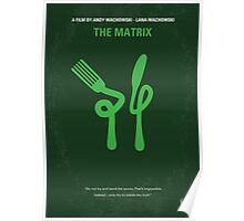 No093 My The Matrix minimal movie poster Poster