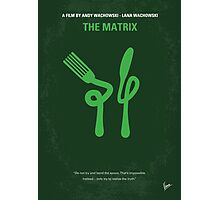 No093 My The Matrix minimal movie poster Photographic Print