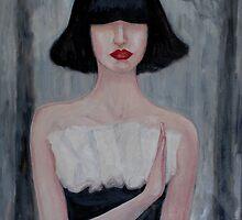 indifferent beauty by Nataliya Stoyanova