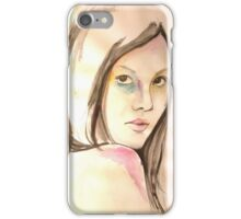 Crystal Yu Water Colour iPhone Case/Skin