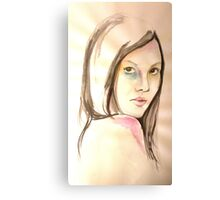 Crystal Yu Water Colour Canvas Print