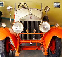 1927, Rolls Royes, Phantom I, Boat Tail Roadster, England by stilledmoment