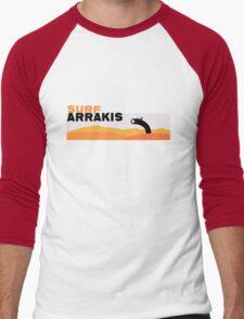 Surf Arrakis Men's Baseball ¾ T-Shirt