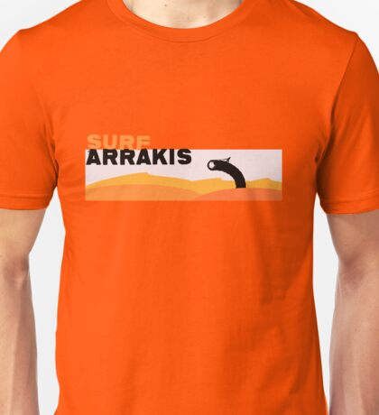 Surf Arrakis Unisex T-Shirt