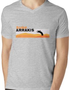 Surf Arrakis Mens V-Neck T-Shirt