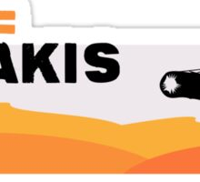 Surf Arrakis Sticker