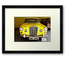 1964, Wolseley, England - Sports Saloon Framed Print