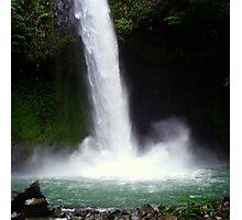 La Fortuna Water Fall-Costa Rica Photographic Print