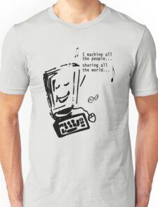 Imagine - John Lennon - Funny T-shirt T-Shirt