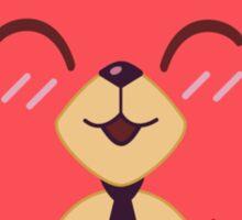 Fabulous Mr. Fox Sticker