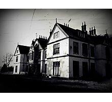 Pool Park Mental Asylum  Photographic Print