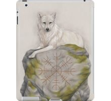 Aegishjalmur iPad Case/Skin