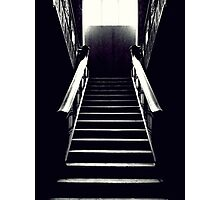 Climb ~ Pool Park Asylum Photographic Print