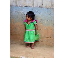 """Tough Girl""-Panama Photographic Print"